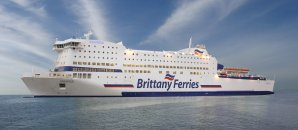 Brittany Ferries Plymouth St-Malo armorique