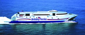 normandie vitesse poole cherbourg brittany ferries