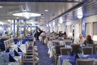 oscar wilde ferry restaurant