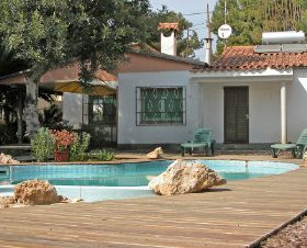 self-catering holiday home in Spain