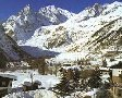 Courmayeur in winter