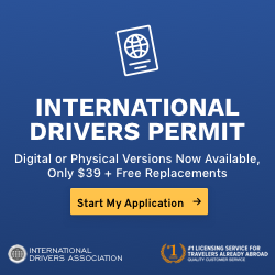 International Drivers Permit