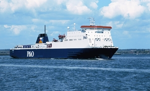 p&o ferry Norbay