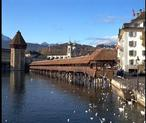 covered bridge lucerne luzern