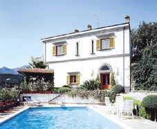 villa with pool Spain France Italy