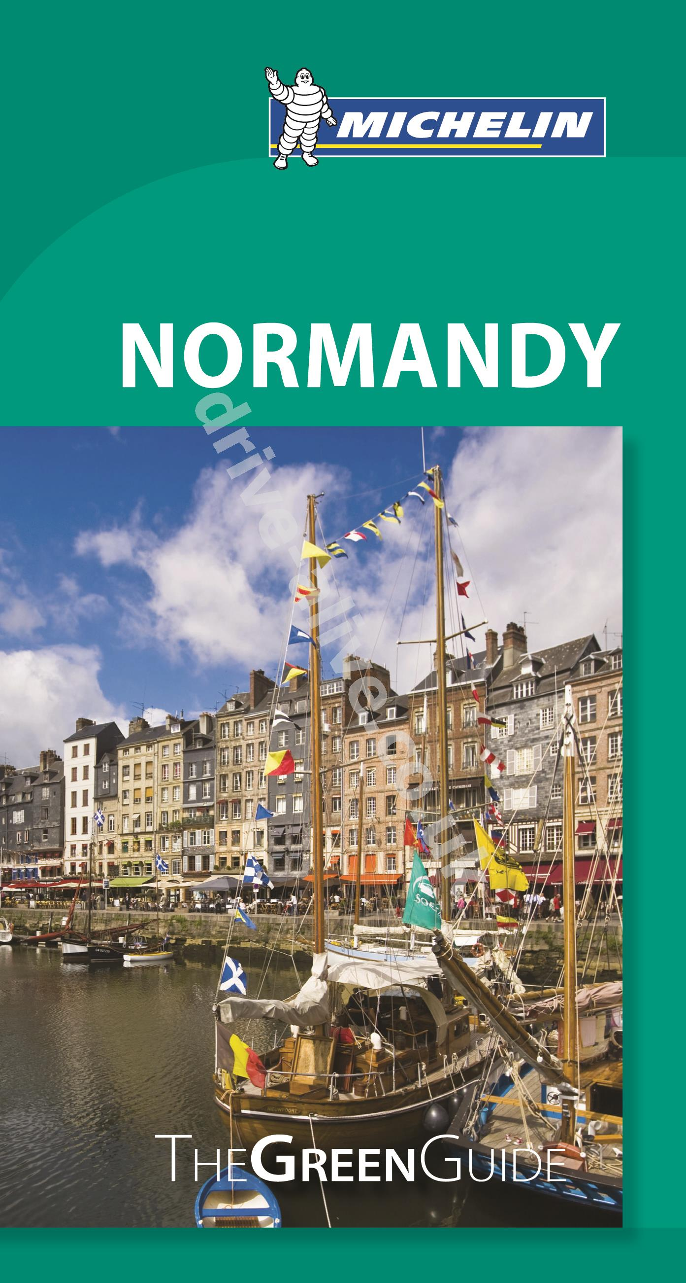 30% off Normandy Green Guide