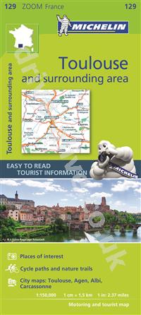Toulouse and Surrounding Areas