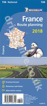 France Route Planning